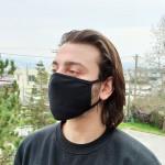 Μάσκα Προστασίας Βαμβακερή Ελληνική